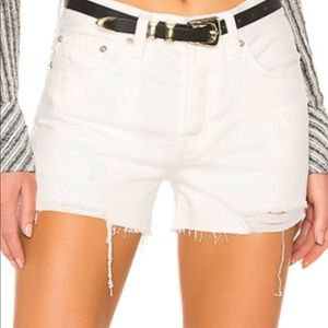FREE PEOPLE Woman's shorts